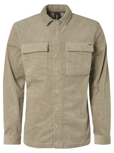 Shirt Long Sleeve Overshirt Corduroy