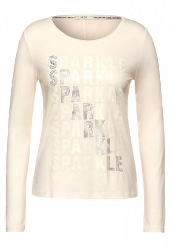 Shirt mit Wording-Print