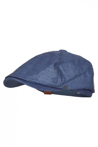 Leinen Flatcap