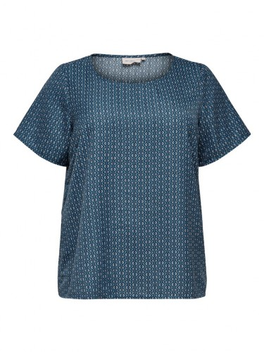 CARDIANA FIRST S/S TOP WVN