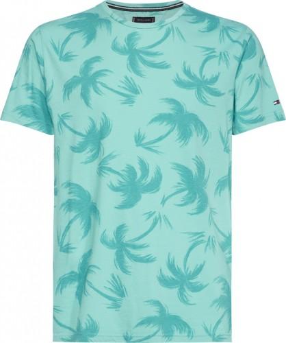T-Shirt Tonal Palm Garment