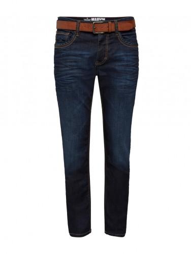 Herren-Straight-Jeans ? Marvin