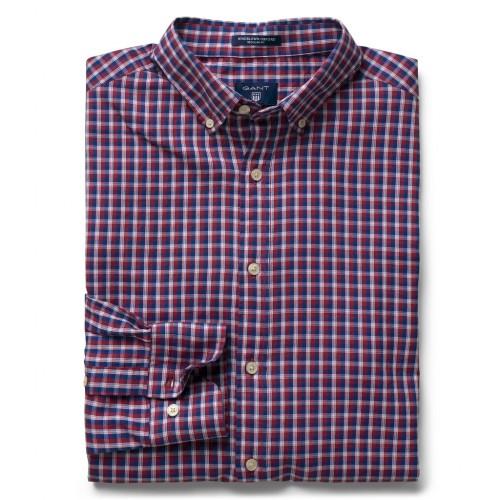 Windblown Oxford Hemd mit Karos