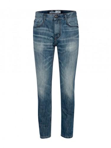 Herren-Regular-Slim-Jeans ? Josh