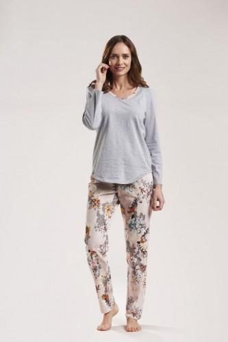 2-Teiler Shirt 1/1 Arm & Lange Hose