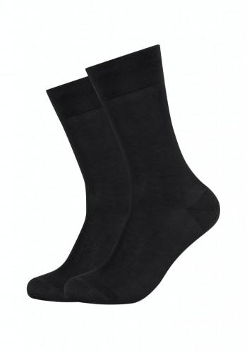 Men ca-soft mercerised business Socks 2p