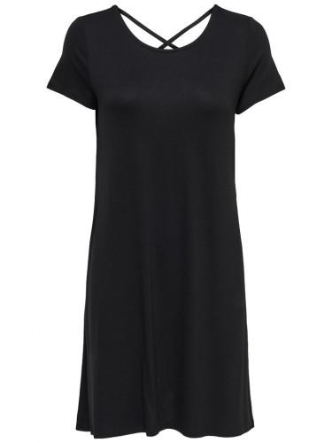 ONLBERA BACK LACE UP S/S DRESS JRS NOOS