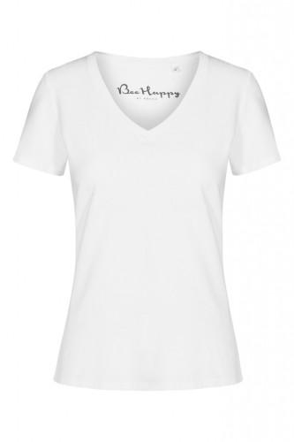 Shirt 1/2 Arm mit V-Ausschnitt