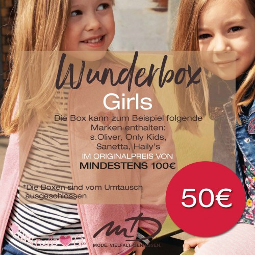 Wunderbox Girls