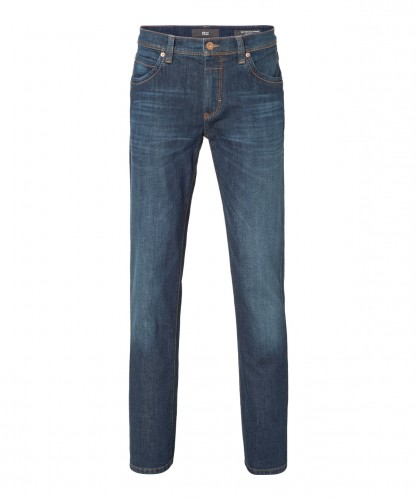 BRAX Feel Good - Cadiz - Herrenjeans Five-Pocket - Blue Ocean