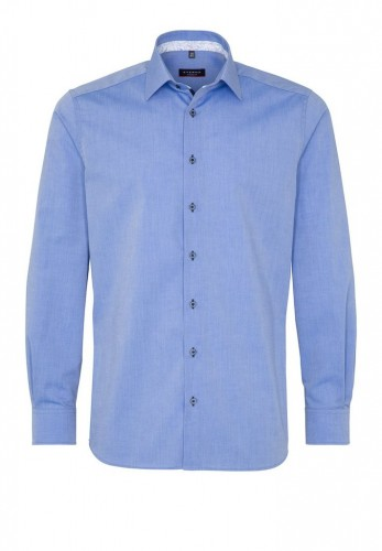 ETERNA LANGARM HEMD MODERN FIT CHAMBRAY