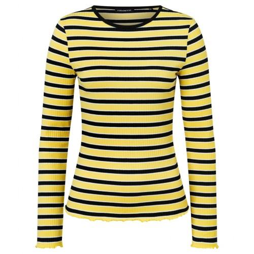 Shirt 1/1 Arm Stripe Rib