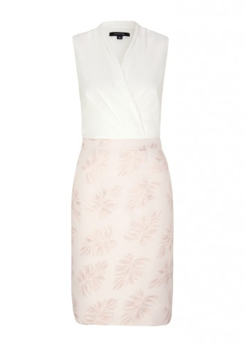 Fabric-Mix-Kleid