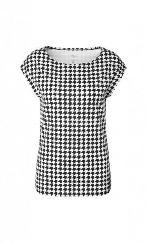 Shirt mit grafischem Print