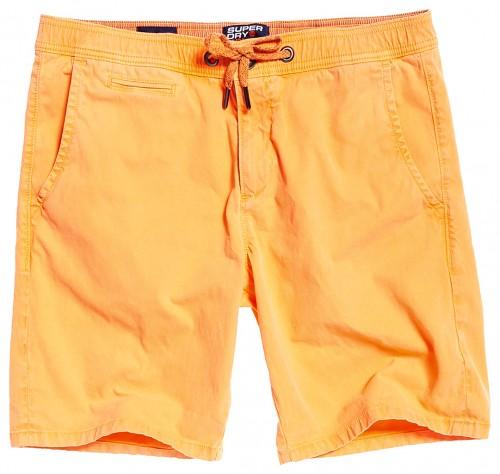 Shorts mit Bundschnürung