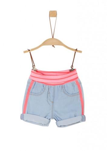 Light-Denim-Shorts