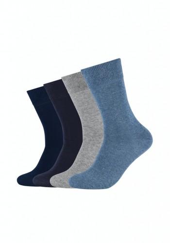 Unisex essentials Socks 4p