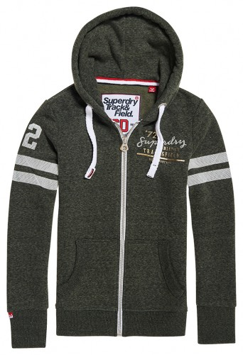 Sweatshirt Jacke Track & Field