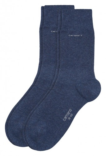Unisex Basic ca-soft Socks 2p