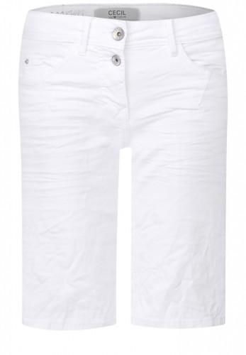 Weiße Shorts Scarlett