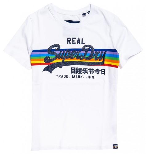 T-Shirt Logo Rainbow