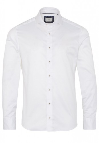 ETERNA LANGARM HEMD SLIM FIT SOFT TAILORING TWILL