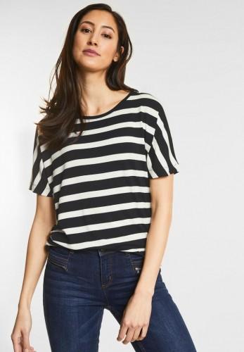 Weiches Streifen-Shirt Gitta