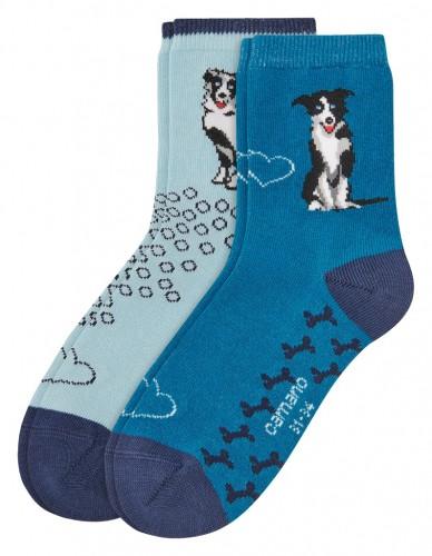 Children Fashion Socks 2p