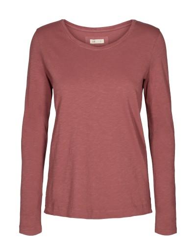 Arden O-Neck Tee LS Pullover