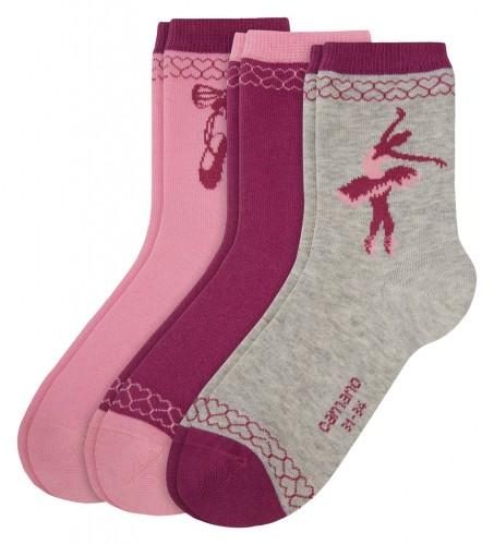 Children Fashion Socks 3P