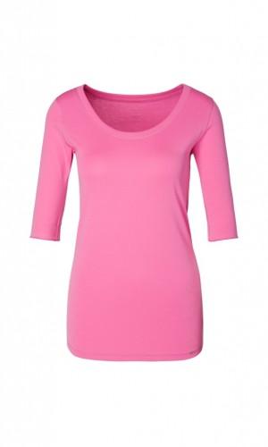 Hochwertiges Basic-Shirt