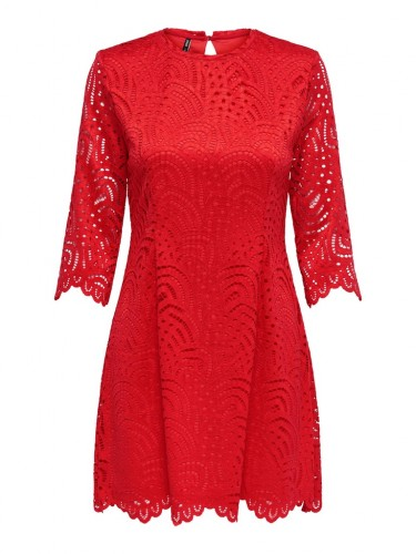 ONLEDITH 3/4 DRESS JRS
