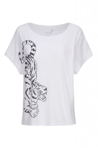 T-Shirt Tiger Logo
