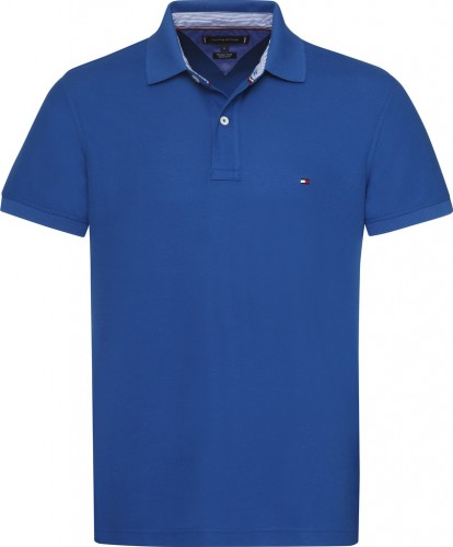Polo 1/2 Arm Hilfiger Regular