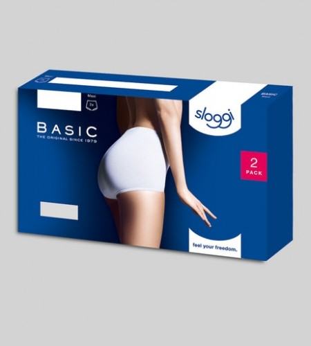 sloggi Basic+ Maxi 2P