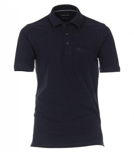 Polo-Shirt unifarben 004370